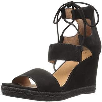 Frye Women's Roberta Ghillie Wedge Sandal