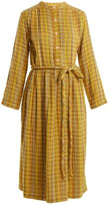 Ace&Jig Striped cotton-blend dress