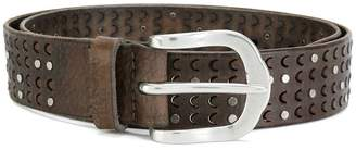 Orciani Satin belt