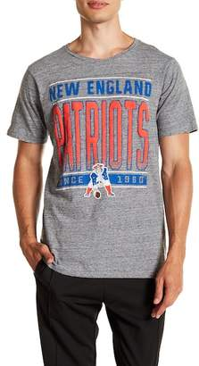 Junk Food Clothing New England Patriots Touchdown Tee
