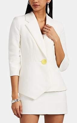 Marvelous! MANNING CARTELL Women's Marvelous Creations Asymmetric Blazer - White
