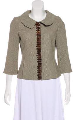 Couture St. John Knit Casual Jacket