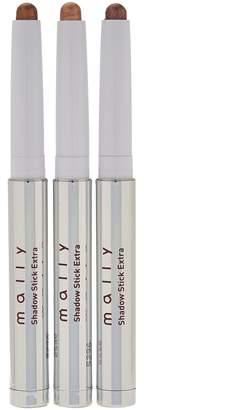 Mally Beauty Mally Shadow Stick Extra Trio