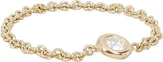 Chicco Zoë Floating Diamond Chain Ring