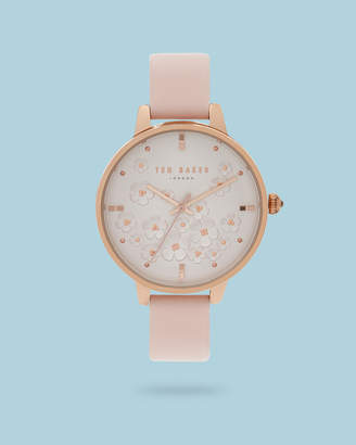 Ted Baker KASIMA Floral dial watch