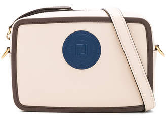 Fendi Mini Logo Emblem Camera Case