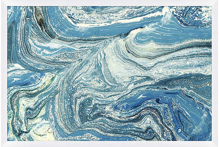Blue Agate 2 Art