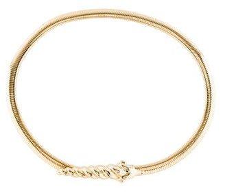 Judith Leiber Dragon Waist Belt $150 thestylecure.com