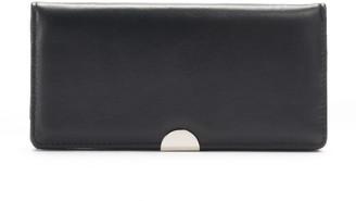 Apt. 9 Lambskin Leather RFID-Blocking Slim Clutch Wallet