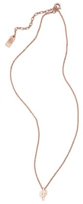 Junior Women's Cam Cactus Pendant Necklace $45 thestylecure.com