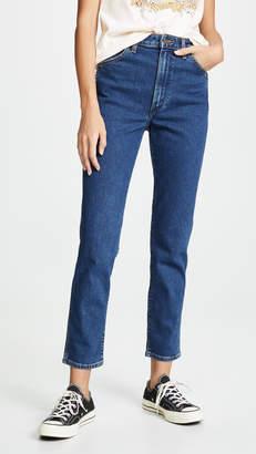 Wrangler Women's Zipper Jeans