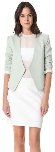 Mason by Michelle Mason Suiting Jacket
