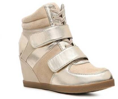 Wanted Chambers Wedge Sneaker