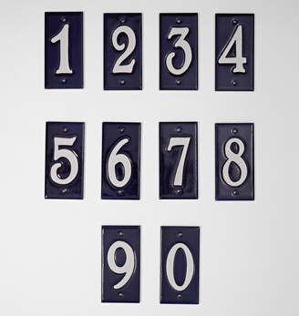 """Rejuvenation 6"""" Carly Quinn Designs House Numbers"""