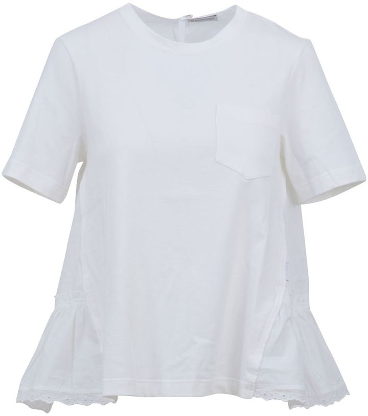 MonclerMoncler Crew Neck T-shirt
