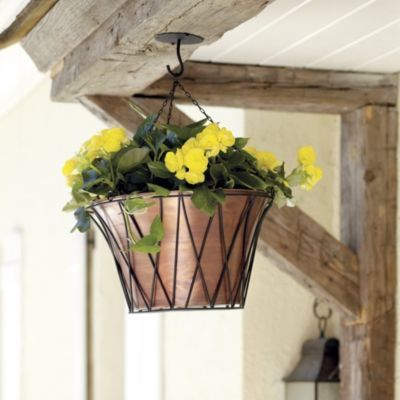 Arch Ceiling Mount Hanging Basket