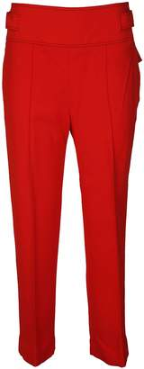 Sportmax High Waist Cropped Trousers