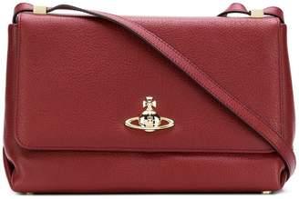 Vivienne Westwood Balmoral large shoulder bag