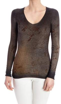 Avant Toi V Neck Sweater