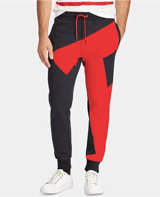 0aa13f59291b Polo Ralph Lauren Men P-Wing Double-Knit Graphic Jogger Pants