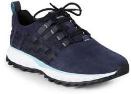 Cole Haan GrandExplore All-Terrain Leather Sneakers