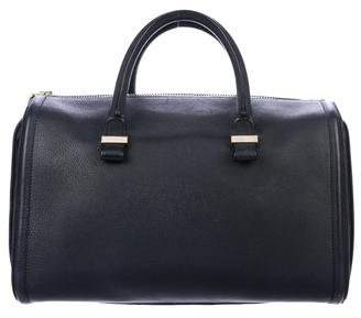 Victoria Beckham Grained Leather Handle Bag