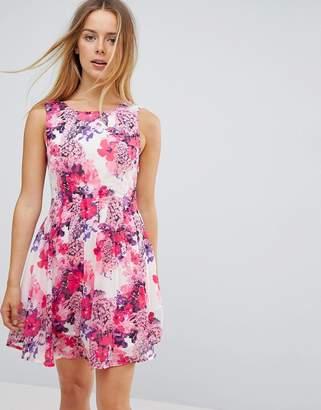 Vero Moda Floral Skater Dress