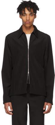 MACKINTOSH 0002 Black Two-Way Zip Jacket