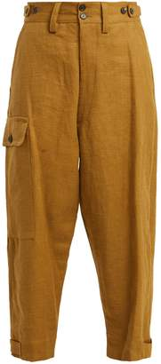 Vivienne Westwood Military hemp trousers