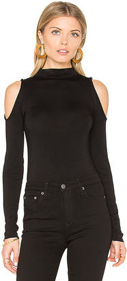 Bailey 44 Boys And Girls Bodysuit in Black $98 thestylecure.com