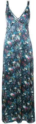 R 13 floral slip dress