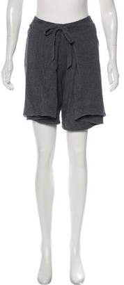 Marc by Marc Jacobs Knee-Length Wrap-Tie Shorts