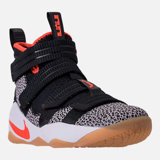 Nike Men's LeBron Soldier 11 SFG Basketball Shoes