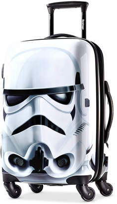 """American Tourister Star Wars Stormtrooper 21"""" Hardside Spinner Suitcase by"""