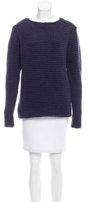 Alexander Wang Oversize Heavy-Knit Sweater