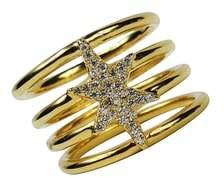North Star Statement Ring