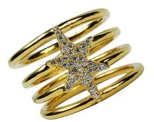 Jules Smith Designs North Star Statement Ring