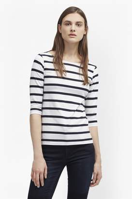 a949c29af0712d French Connection Tim Tim 3 4 Sleeve Striped Top