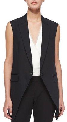 Theory Flavio Modern Suit Vest $365 thestylecure.com