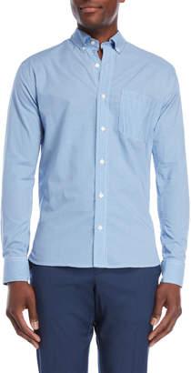 Bills Khakis Gingham Slim Fit Sport Shirt