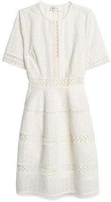 Zimmermann Cotton Crocheted Lace Dress