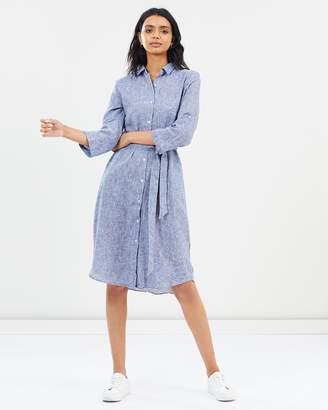 Isabel Shirt Dress