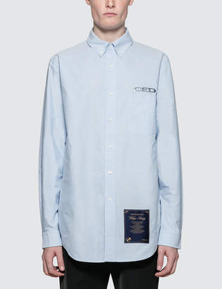 Alexander Wang Classic Shirt with Patch