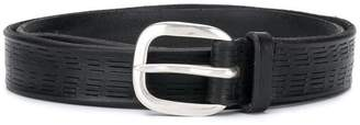 Orciani slim belt