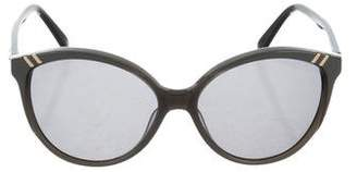 Chloé Oversize Tinted Sunglasses