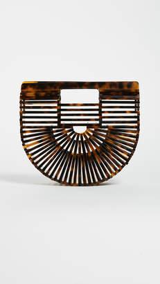 Cult Gaia Acrylic Ark Mini Bag