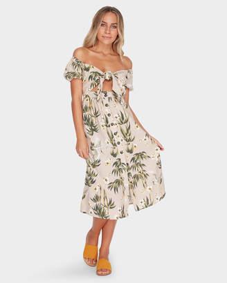 Billabong Bamboo Midi Dress