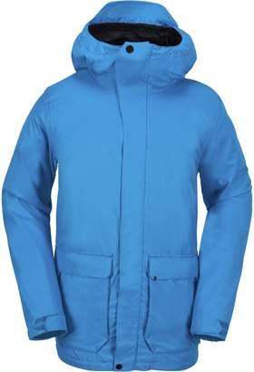 Volcom Utilitarian Hooded Jacket - Men's