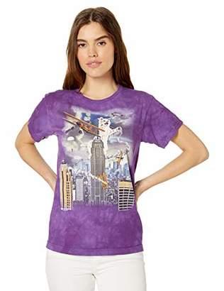 The Mountain King Kitten Adult Woman's T-Shirt