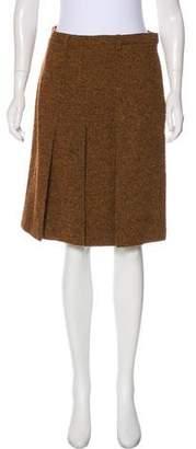 Max Mara Weekend Virgin Wool Skirt